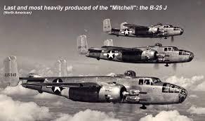 「B-25 Mitchell bomber」の画像検索結果