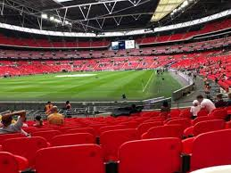 Wembley Stadium Nfl Seating Chart Wembley Stadium Section 108 Home Of England National