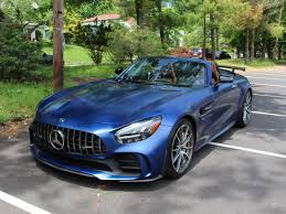The optimised specific power, the new. Mercedes Amg Gt R Roadster Review A Bargain Combo Of Style And Power
