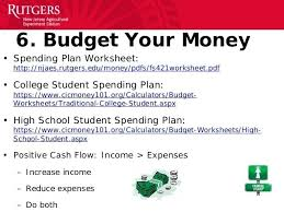 basic budget worksheet college student budgeting worksheets for highschool students budget worksheet for