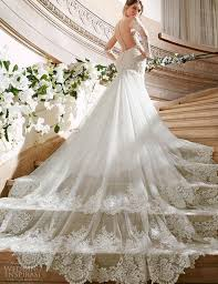 dress mermaid wedding dress sheer vintage lace wedding dresses