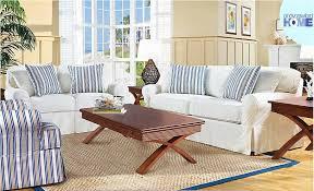 beachside white contemporary living room furniture