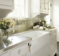 rohl a front farmhouse fireclay kitchen sink by tim barber ltd architecture