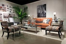 Michael Weiss Vanguard Furniture at High Point Luxe Home
