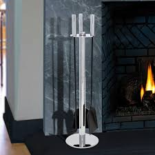 image of outdoor fireplace tools