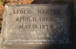Leola Harper (1888-1976) - Find A Grave Memorial