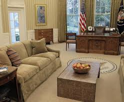 obama oval office decor. Oval Office Decor. If He Wins, How Will Donald Trump Put His Design Stamp Obama Decor