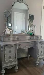 antique makeup vanity set. topic related to ravishing antique vanity table with mirror and bench makeup set y
