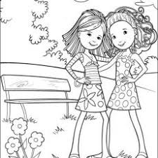 Fun Coloring Pages For Girls Coloring