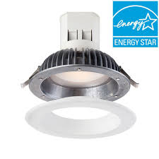 Easy Recessed Lighting Envirolite Easy Up 6 In Warm White Led Recessed Light With 91 Cri