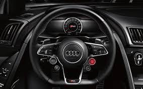 black audi r8 interior. 2017 audi r8 coupe step inside the mind of a racecar black interior