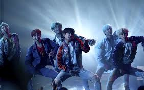 K Pop Group Bts On Track For First Uk Top 40 Hit As Global