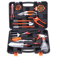 13pcs garden tool set china ratchet