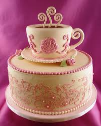 Top 20 Pretty Tea Cups And Pots Cakes Page 11 Of 34