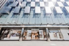 inditex linkedin el viernes abriacutea sus puertas la nueva tienda flagship de zara en el paseo de la castellana madrid con un equipo uacutenico de maacutes de 180 personas