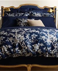 blue ralph lauren comforter set