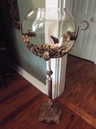Decorative Fish Bowls Victorian Iron Fish Bowl Stand and Fish Bowl Ideas Of Decorative 39