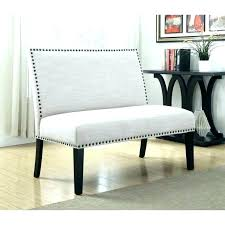 curved settee bench. Exellent Settee Dining Settee Bench Curved For Curved Settee Bench