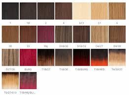 Remy Colour Chart