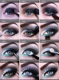 eyeshadow makeup tutorial 25 easy and dramatic smokey eye tutorials this season