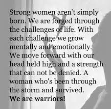 Women Strength Quotes