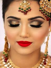 indian bride indian bride bride eye makeup