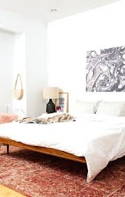 eclectic bedroom furniture. Eclectic Modern Bedroom A Minimal Mid Century Master Makeover From Paper Stitch . Furniture