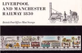 「Liverpool and Manchester Railway 1830」の画像検索結果