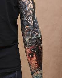 #tattoos #inked men #bearded men #inked arms #arm sleeve tattoos #tattoo art #tattooed men #plastered men #tattoo photography #body modifications. 110 Best Forearm Sleeve Tattoos For Men Improb