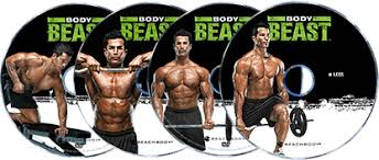 12 dynamic set workouts on 4 dvds each month you start a new block so after 90 days you re a total beast