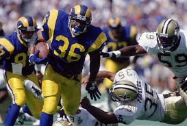 Comparing The Los Angeles Rams From 1994 To 2016 Downtown Rams