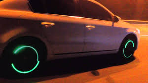 Valve Stem Lights For Cars Auto Tire Valve Caps Light