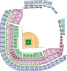 Target Field Baseball Seating Chart Seating Chart And Ticket Discounts For Minnesota Twins