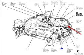 jaguar s type rear electronic control module location ford windstar sel a faulty 2f2t13b524ab rem ecm module
