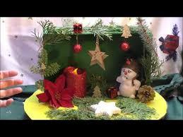Deko Box Weihnachten Mandarinen Kiste Weihnachtlich