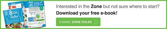 Zone Diet Chart What Is The Zone Diet Learn What It Means To Be In The Zone