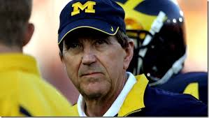 It says a few things about Lloyd Carr that are not nice, and implies more. Bacon's said he left a lot of things out that he could not get multiple sources ... - 55313590F1_thumb