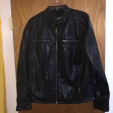 black rivet leather jacket mens leather jacket mens black rivet faux leather jacket w hood