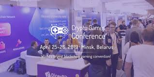 Image result for The Crypto Games Conference