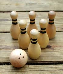 Antique Wooden Bowling Game 100 best BOWLING HISTORY images on Pinterest Bowling Wood ideas 87