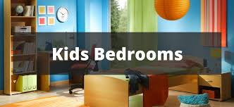 Fun Kids Bedroom Style Interior