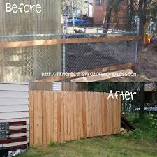 Small Picture Best 25 Chain link fence ideas on Pinterest Chain link fencing