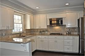 Cottage Contemporary traditional-kitchen
