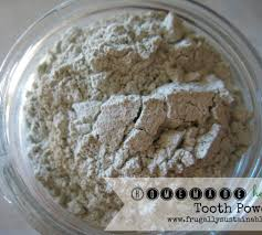 benefits of brushing with tooth powder how to make your own
