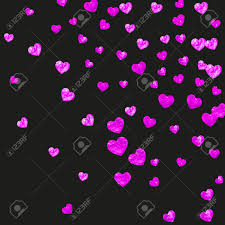 february heart background. Beautiful Heart Grunge Heart Background For Valentines Day With Pink Glitter February 14th  Day Stock Vector For Heart Background