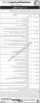 Clinical Assistant Jobs Clinical Assistant Jobs In Sindh Health Care Commision In Karachi
