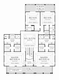 2 story home plans with first floor master fresh house plans with first floor master unique