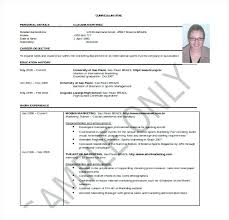 How To Make A Resume Template – Goodvibesbrew.com
