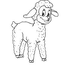 Animali Fattoria 9 Disegni Per Bambini Da Colorare