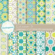 Arabic Pattern Eid Paper 3 Arabic Pattern Islamic Pattern Ramadan Paper Ramadan Background Moroccan Background Eid Pattern Persian Decor